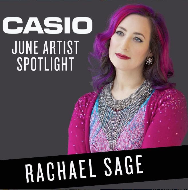 Casio Artist Spotlight