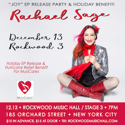 EP Release Benefit Show at Rockwood 3