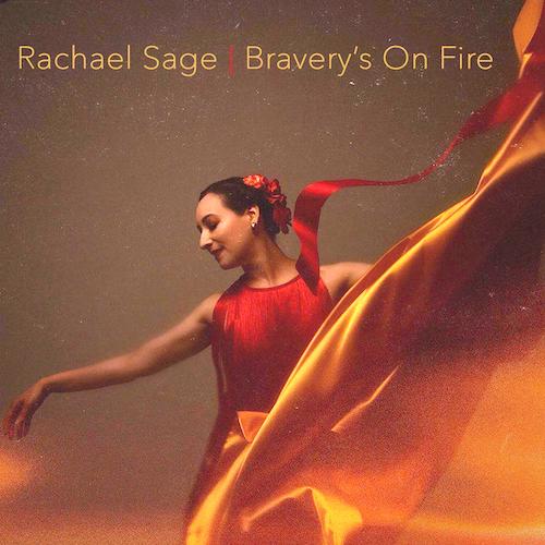 Rachael Sage - Bravery's On Fire (photo by Shervin Lainez)