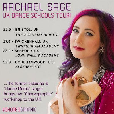 UK Dance Schools Tour