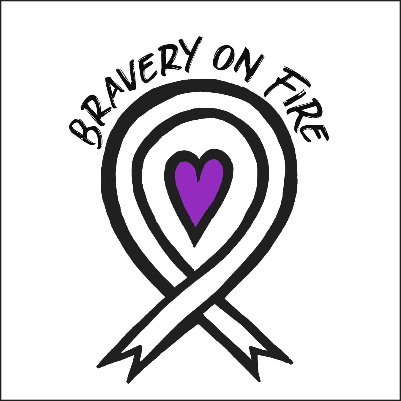 Bravery On Fire Logo
