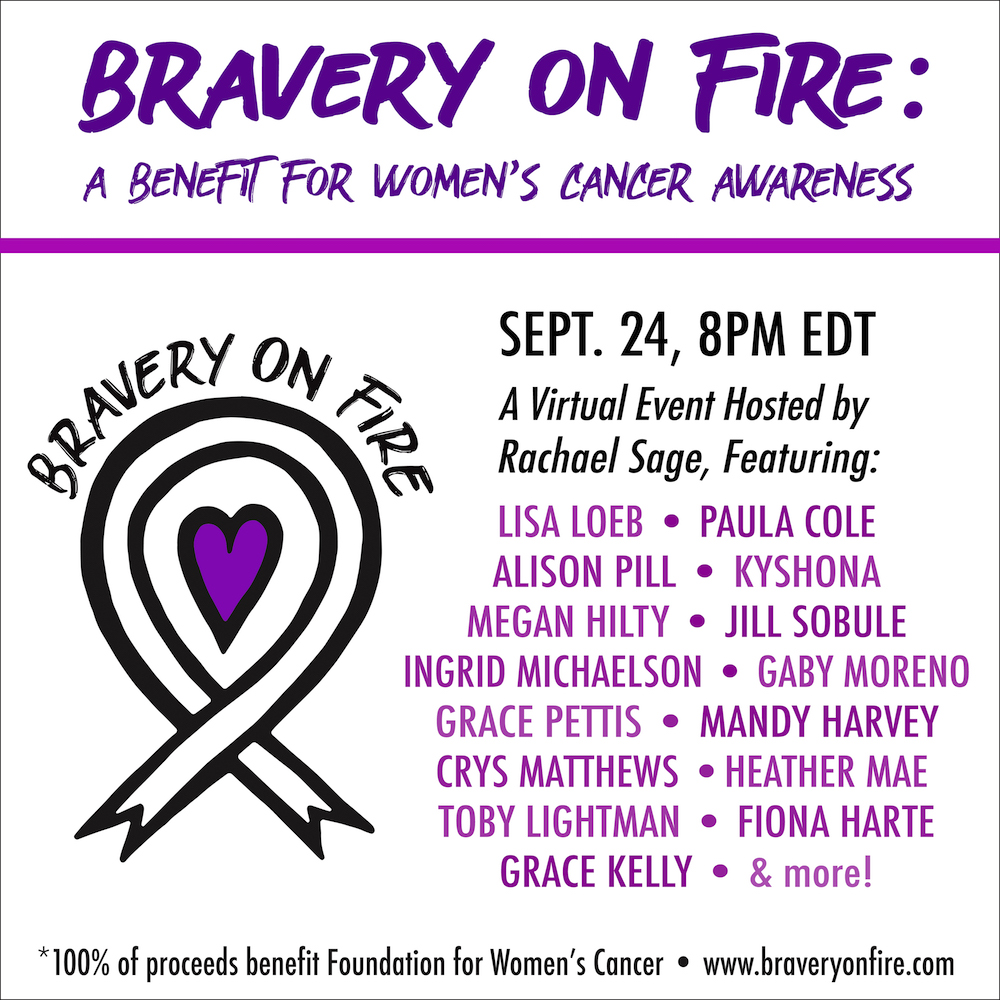 Bravery On Fire Benefit e-card